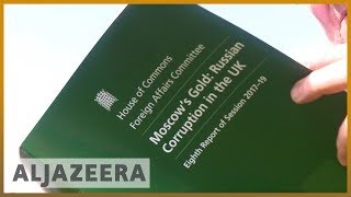 🇬🇧 UK government urged to get tough on suspect Russian money | Al Jazeera English - ALJAZEERAENGLISH