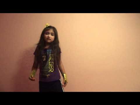 "8 year old Jenna Singing ""Baby"" By Justin Bieber"