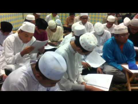 Pesantren Kilat 3 - MHDS bersama Ustaz Muhammad Zahid Mohd Zin