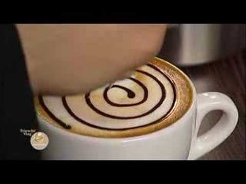 Etching Chocolate Rose Friesche Vlag World of Latte