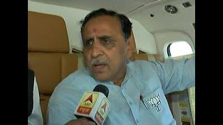 Gujarat Chief Minister Vijay Rupani speaks on Lok Sabha polls - ABPNEWSTV