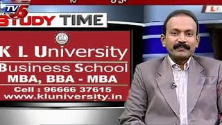 KL University | A Special Business School : TV5 News - TV5NEWSCHANNEL