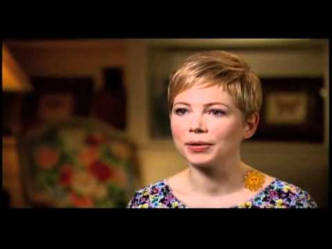 Mo Rocca: Michelle Williams as Marilyn Monroe