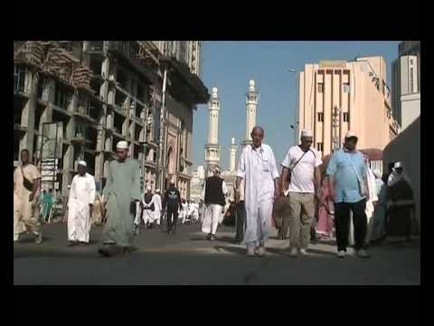 HAJJ video, makka sharif, madina,2008