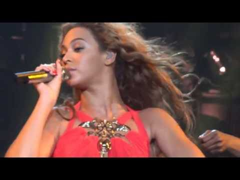 Beyonce - Freakum Dress HD Video - Mrs. Carter Show - o2 Arena, London - 5th May 2013