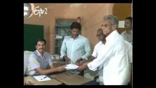 YS Jagan Files Nomination From Pulivendula - ETV2INDIA