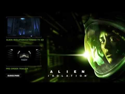 Alien: Isolation - Official Launch Trailer [HD 1080P]