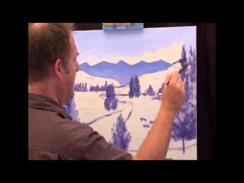 Oil Painting Lessons - Free Oil Painting Lesson 2