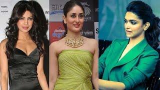 Priyanka Chopra and Kareena Kapoor Khan's rivalry and other stories   Bollywood News - ZOOMDEKHO