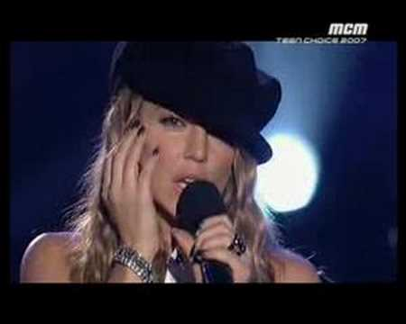 Fergie Big Girls Don t Cry TCA 2007