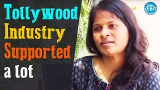 Tollywood Industry Supported a Lot - Sasi Kiran Narayana || Talking Movies With iDream - IDREAMMOVIES