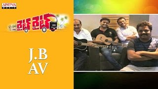 JB AV @ Right Right Audio Launch Live || Sumanth Ashwin , Pooja Jhaveri, J.B - ADITYAMUSIC