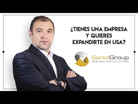 Grupo Sariol Chile: Trámite Migratorio Visa L1 y Visa E2