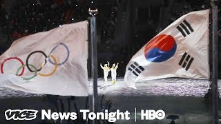 North Korea's Olympians & MGMT's Comeback Album: VICE News Tonight Full Episode (HBO) - VICENEWS