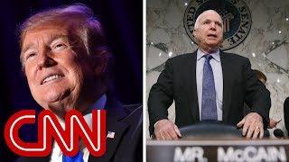 Peters: Trump is just shameful, obscene - CNN
