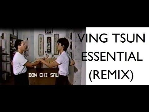 VING TSUN ESSENTIAL(REMIX) by Moy Yat [Kung Fu Culture S02E07]