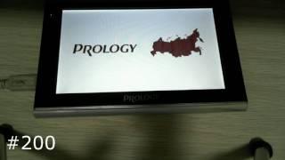 Прошивка Prology iMap-5000M (3BAP2J0)