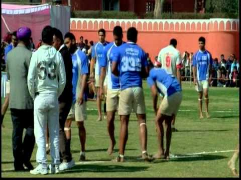 Maharaja Ranjit Singh Kabaddi Gold Cup Killa Philaur 2013 Part 4