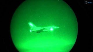 """القوات الجوية الإماراتية تقصف مواقع بترولية لـ """"داعش"""" ليلا"""