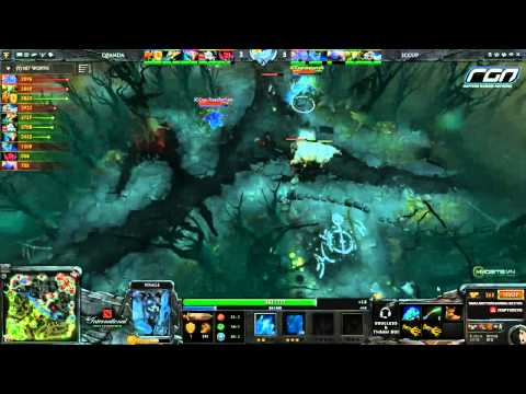The International 2013 West Qualifier - iCCup vs. QPAD [Game 1]