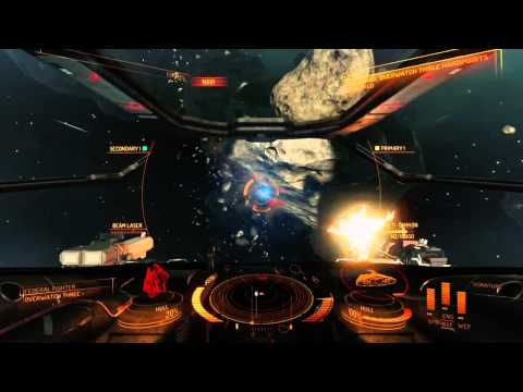 Elite: Dangerous - alpha phase one