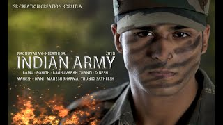 INDIAN ARMY Full Short Film||Telugu Short Film Industry||SR Creation Korutla|| - YOUTUBE