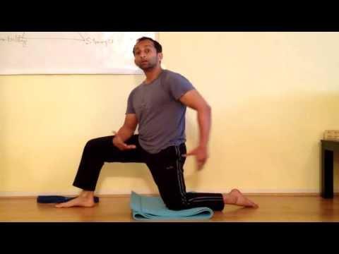 Runners Open Up Your Hips By Stretching Your Hip Flexors   Manu Kalia   Video 94   TridoshaWellness