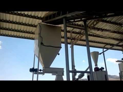 Organik gübre tesisi devreye alma işlemleri 1