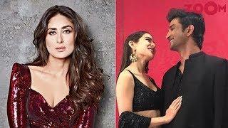 Kareena Kapoor Khan feels Sara Ali Khan should NOT date Sushant Singh Rajput? - ZOOMDEKHO
