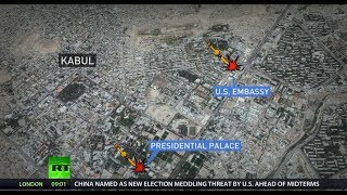 'Taliban concluded they need to apply pressure': Missile strikes fired in Kabul - RUSSIATODAY