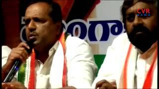Karnataka Minister Khader Comments on TRS and BJP Govt | Telangana Elections 2018 | CVR News - CVRNEWSOFFICIAL