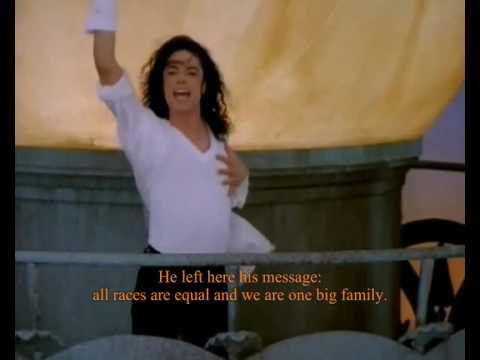 Michael Jackson Loves All Races