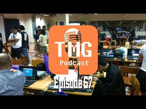 The TMG Podcast Episode 67: Manila GameJam 2015 - 01/25/2014