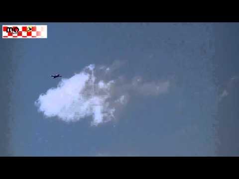 AeroNaut F9F Panther - Kolibri turbine powerd - another flight