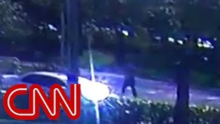Surveillance video shows Florida gunman after shooting - CNN