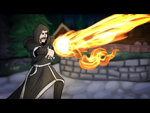 Skyrim- Making the best mage character