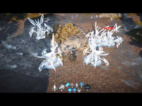 Skyforge - Cryomancer Reveal Video [1080P HD]
