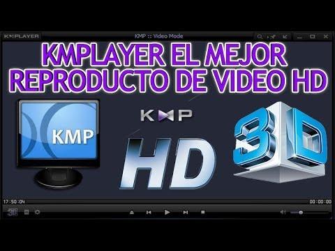 KMPLAYER El Mejor Reproductor De Video En HD y 3D