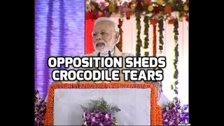 ABP News is LIVE | PM Narendra Modi LIVE from Mirzapur, ATTACKS OPPOSITION - ABPNEWSTV