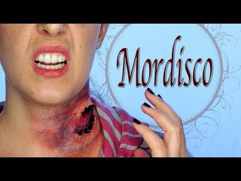 Tutorial Maquillaje Efectos especiales Mordisco | Silvia Quiros