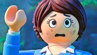 PLAYMOBIL: THE MOVIE Trailer (Animation, 2019) - FILMSACTUTRAILERS
