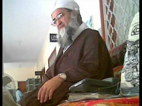 Mufti Zarwali Khan Sahib Part No. 1.