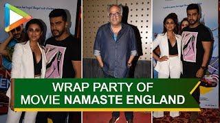 Arjun Kapoor, Parineeti Chopra & others at the warp up party of Namaste England - HUNGAMA