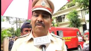 19 July, 2014 - One dead, over 10 injured in Mumbai commercial building fire - ANIINDIAFILE