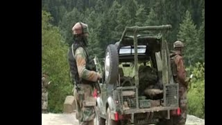 In Graphics: India-Pakistan border arrested a person for suspected activity - ABPNEWSTV