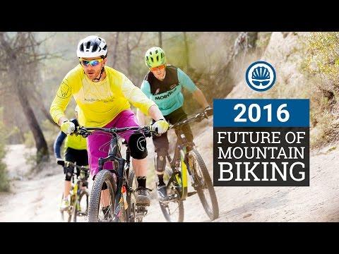 The Future of Mountain Biking - Trail Bike of the Year 2016