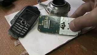 Ремонт джойстика в мобильнике без перепайки.