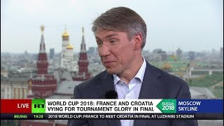 'This World Cup changed perception about Russia' - Sorokin, head of LOC - RUSSIATODAY