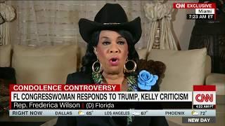 Wilson: I wasn't 'listening in' on Trump call - CNN