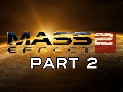 Mass Effect 2 Gameplay Walkthrough - Part 2 The Illusive Man Let's Play